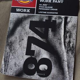 874 ORIGINAL WORK PANT