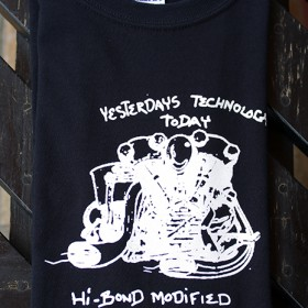 HI-BOND MODIFIED KNUCKLE S/S T-SHIRTS