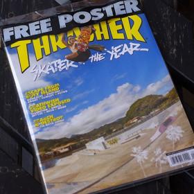 THRASHER MAGAZINE ISSUE #393
