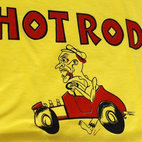 HOT ROD S/S T-SHIRTS
