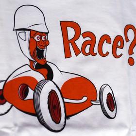 RACE? S/S T-SHIRTS