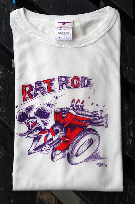 RAD ROD S/S T-SHIRTS