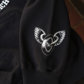EAGLE OF DEATH PULLOVER HOODIE