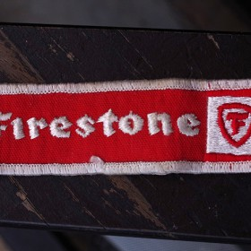 FIRESTONE VINTAGE PATCH