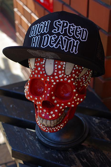 """DEATH MACHINE """"PANZER TRUCKER"""" MESH CAP"""