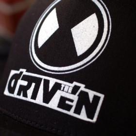 THE DRIVEN DOT MESH CAP