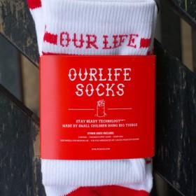 OUR LIFE SOCKS