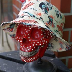 ZOMBIE CRUSHER HAT