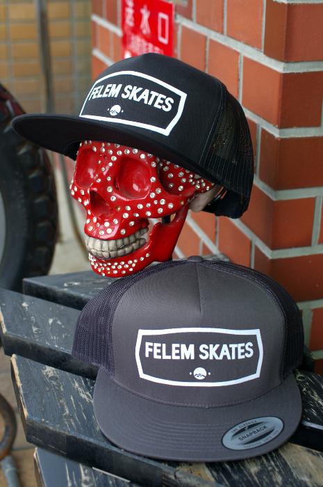 FELEM SKATES MESH CAP