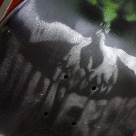 THE HIGHWAY MURDERERS DECK MOBBY ART #1