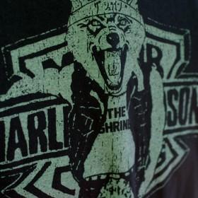 THE SHRINE HARLEY S/S T-SHIRTS