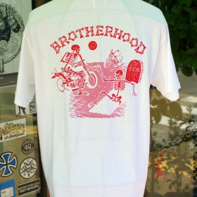 4Q CONDITIONING BROTHERHOOD S/S T-SHIRTS