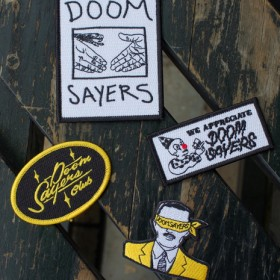 DOOM SAYERS PATCH