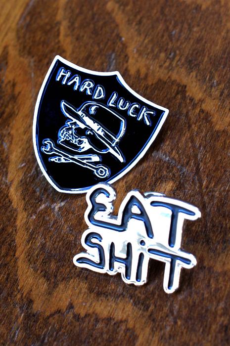 HARDLUCK PINS