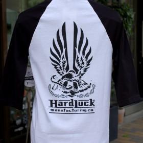 HARD LUCK HARD BOND BASEBALL T-SHIRTS
