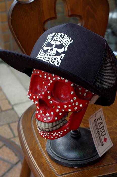 THE HIGHWAY MURDERERS MESH CAP