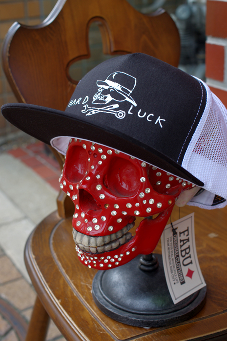 HARD LUCK O.G.LOGO MESH CAP