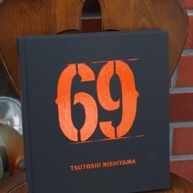 TSUYOSHI NISHIYAMA 69 PHOTO BOOK