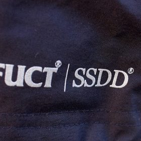 SSDD TRIPLE LAYERED WEATHER PARKA