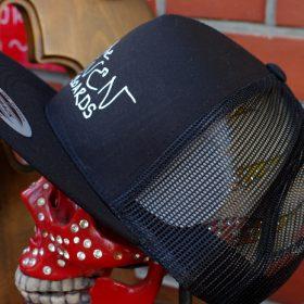 JJ NEW LOGO MESH CAP