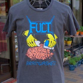 SSDD BRAINWASHED TEE