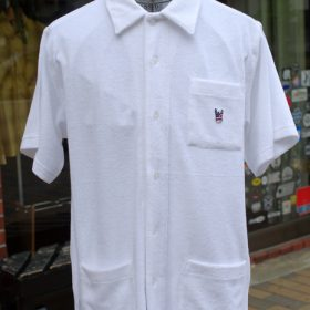 SSDD FRENCH TERRY S/S SHIRT
