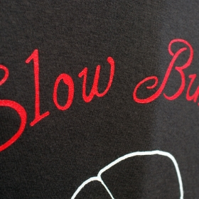 SLOW BURNING L/S T-SHIRTS
