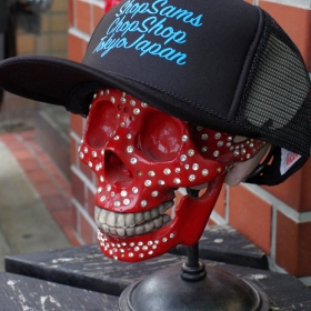 SHOPSAMS CHOPSHOP TOKYOJAPAN CAP