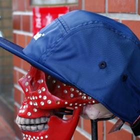 SSDD OG LOGO NYLON CAMP CAP
