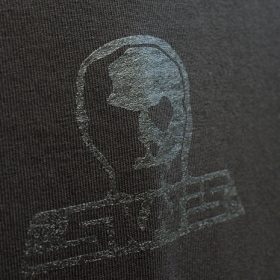 LOGO BLACKOUT L/S T-SHIRTS