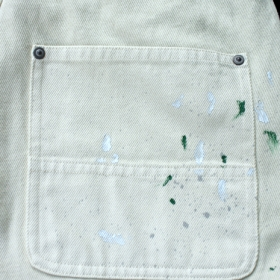PAWN SPLATTER PAINTER PANTS