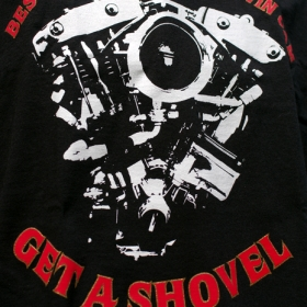 GET A SHOVEL PRINTED S/S TEES