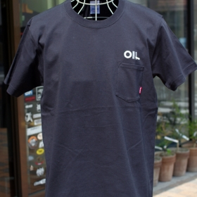 BLUCO - OL-803-018 SUPER HEAVY WEIGHT POCKET TEE'S -OIL-