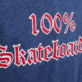 100% SKATEBOARDER L/S T-SHIRTS