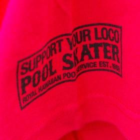 ROYAL HAWAIIAN POOL SERVICE S/S T-SHIRTS