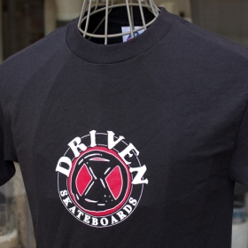 THE DRIVEN SKATEBOARDS S/S T-SHIRTS