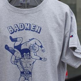 BADMEN UNDER THE HOOD S/S T-SHIRTS