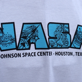 SPACE CENTER S/S T-SHIRTS