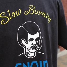 SLOW BURNING S/S T-SHIRTS
