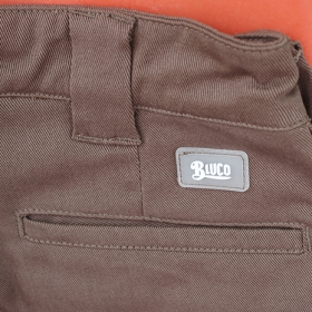 SLIM WORK SHORTS -STRETCH-