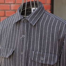 TH8A-072 STRIPED SHIRT