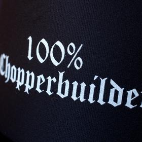 100% CHOPPER BUILDER CAP