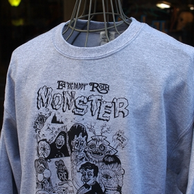 NEPTUNE MONSTER CREW NECK SWEAT