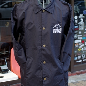 TH-17AW-082 ADD COACHES JACKET