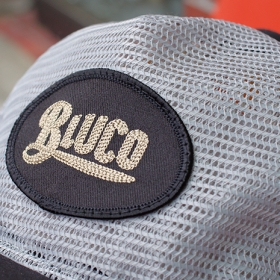ALL MESH CAP -OVAL-