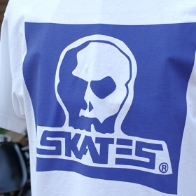 SKULL SKATES LOGO T-SHIRTS JIMMY BUFFET