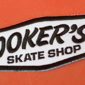 JOKER SKATE SHOP PATCH