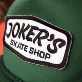 JOKERS CLASSIC LOGO PATCH ROPE CAP