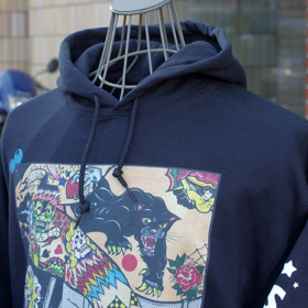 KISS OF DEATH PULL OVER