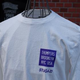 THUMPERS x STUGAZI L/S TEE-1